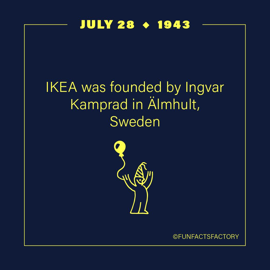 July 28 Ikea